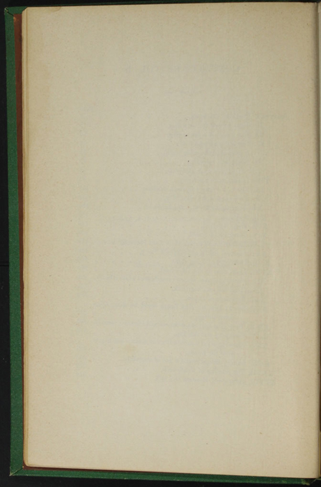 """Verso of Table of Contents for Volume 1 of the 1880 J. B. Lippincott & Co. """"New Edition"""" Reprint"""