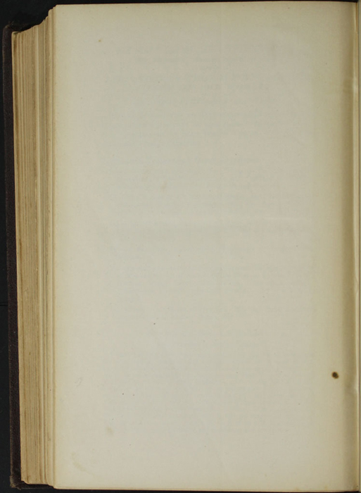 "Verso of Back Flyleaf of the 1869 J. B. Lippincott & Co. ""New Edition"" Reprint"