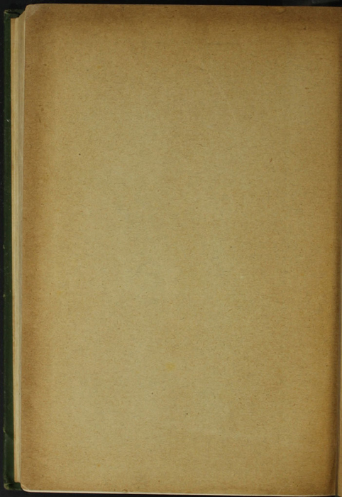 """Verso of Back Flyleaf of the [1903] Ward, Lock, & Co., Ltd. """"Complete Edition"""" Reprint"""