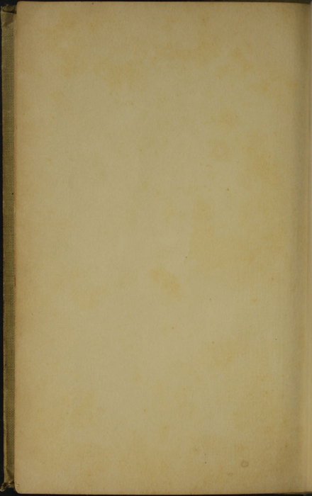 Verso of Front Flyleaf of the [1902] H. M. Caldwell Co. Reprint