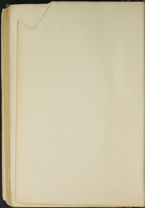 Verso of Second Back Flyleaf of the [1910] R. F. Fenno & Co. Reprint