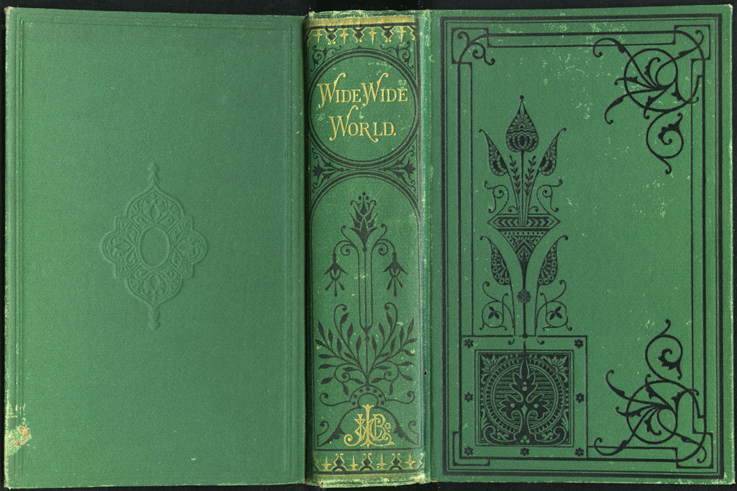 "Full Cover of the 1880 J.B. Lippincott & Co. ""New Edition"" Reprint"