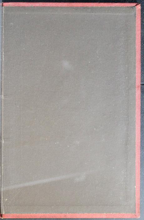 "Back Pastedown of the 1879 James Nisbet & Co. ""Golden Ladder Series"" Reprint"