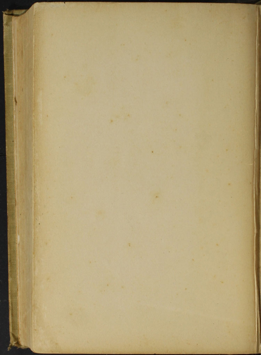 Verso of Back Flyleaf of the [1902] H. M. Caldwell Co. Reprint