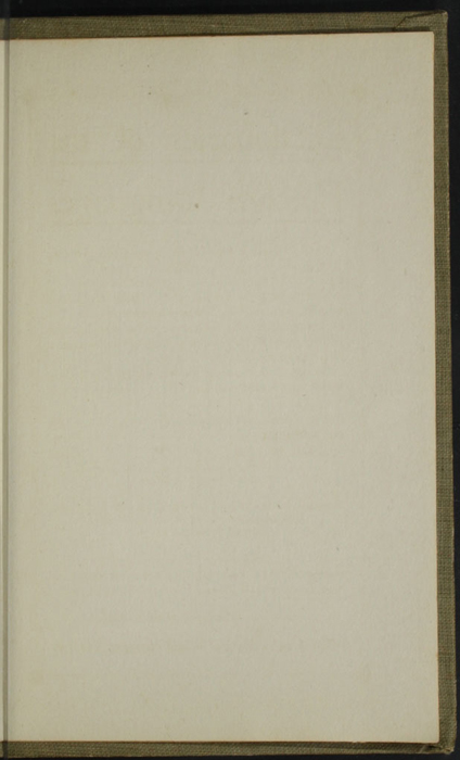 Recto of Back Flyleaf in the [1900] Hurst & Co. Reprint, Version 1
