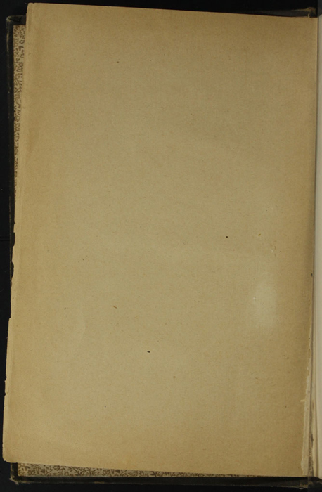 """Verso of Front Flyleaf of the [1895] William L. Allison Co. """"Allison's New Standard Library"""" Reprint"""