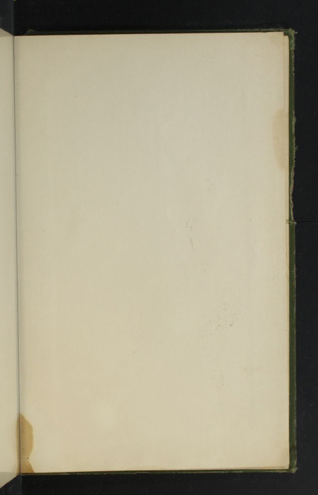 Recto of Second Back Flyleaf of the [1906] Thomas Y. Crowell & Co. Reprint