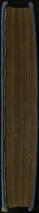 Fore Edge of the [1932] Epworth Press Reprint
