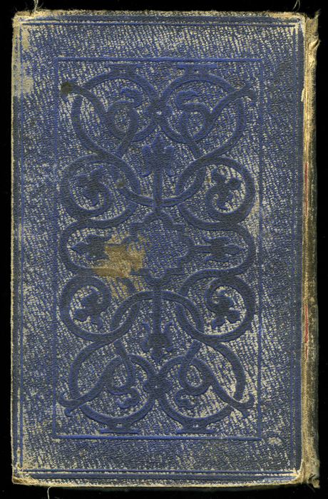 Back Cover of the 1853 H.G. Bohn Reprint, Version 2