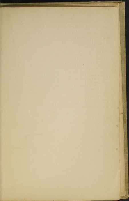 Recto of Back Flyleaf of the [1902] H. M. Caldwell Co. Reprint
