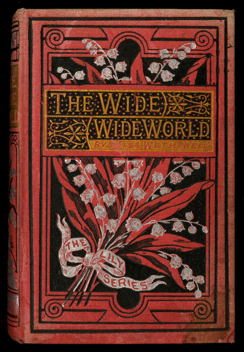 Front Cover of the [1882] Ward, Lock, and Co. &quot;Lily Series, Complete Edition&quot; Reprint<br /><br />