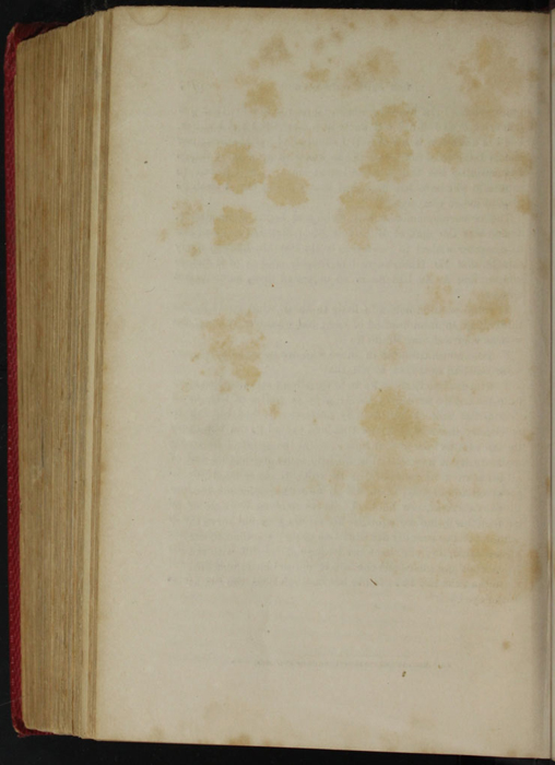 Verso of Last Page of Text in the 1852 T. Nelson & Sons Reprint, Version 1