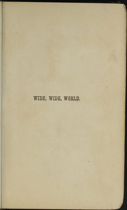 Half-Title Page to the [1879] Milner & Sowerby Reprint