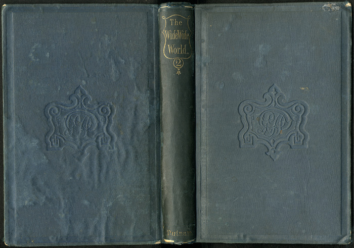 Full Cover of Volume 2 of the 1852 George P. Putnam 16th Edition, Version 2