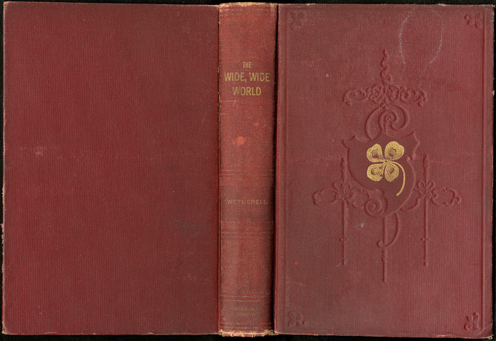 Full Cover of the [1899] Geo. M. Hill Co. Reprint