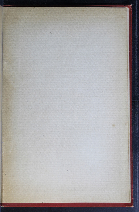 "Recto of Back Flyleaf of the [1896] S. W. Partridge & Co. ""Marigold Series"" Reprint"