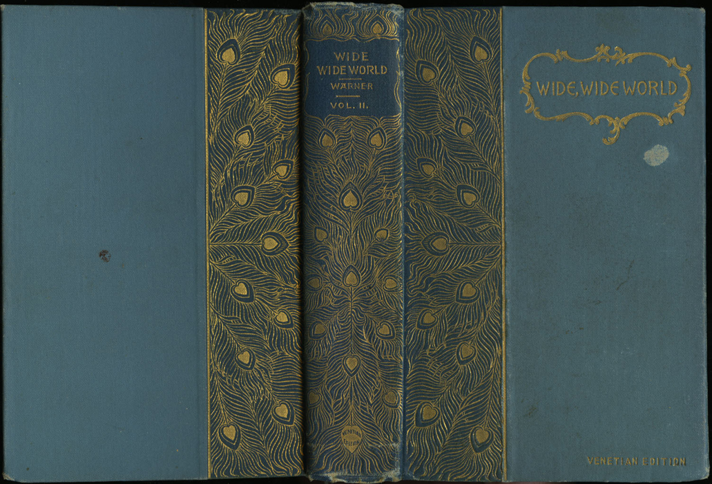 Full Cover of Volume 2 of the [1902] Home Book Co. Reprint, Version 2