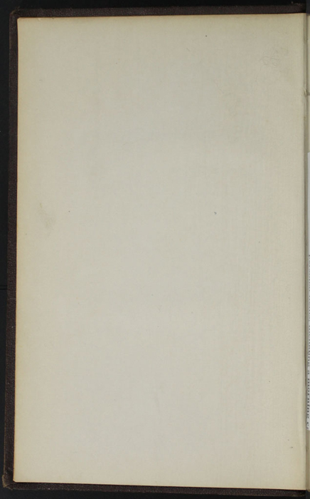 "Verso of Second Front Flyleaf of the 1869 J. B. Lippincott & Co. ""New Edition"" Reprint"