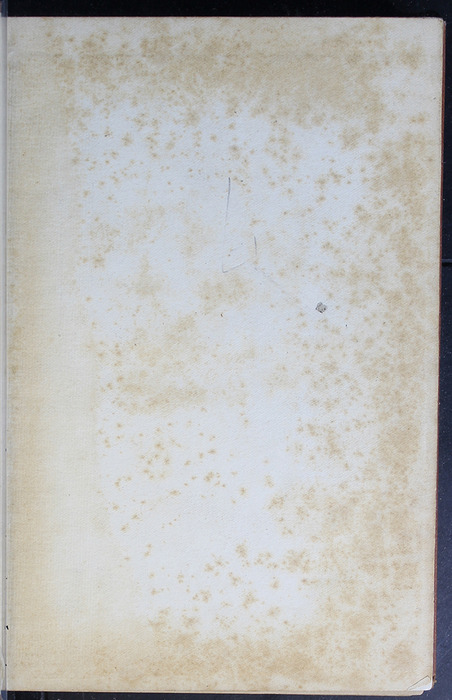 """Recto of Front Flyleaf of the [1899] George Routledge & Sons Ltd. """"Ruby Series"""" Reprint, Version 2"""