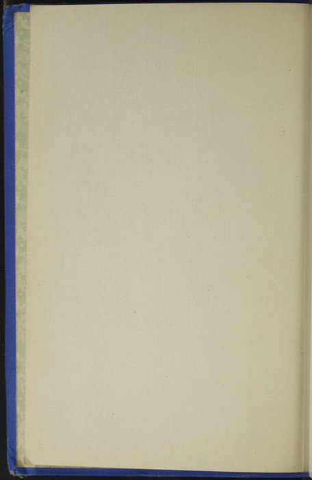 Verso of Front Flyleaf of 1893 T. Nelson & Sons Reprint