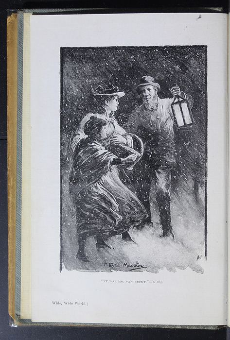 """Frontispiece to the [1896] Simpkin, Marshall & Co., Ltd. """"The Evergreen Library"""" Reprint"""