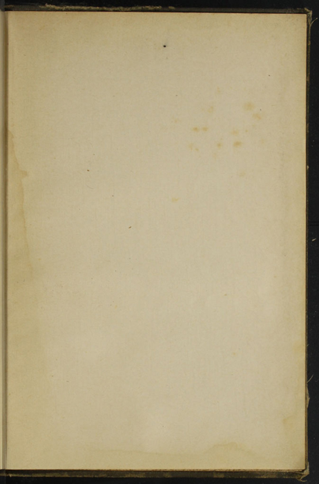 """Recto of First Back Flyleaf of the [1894] William L. Allison Co. """"Allison's Standard Library"""" Reprint"""