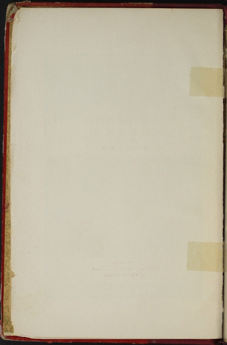 Verso of Title Page Vignette to Volume 2 of the [1902] Home Book Co. Reprint, Version 1