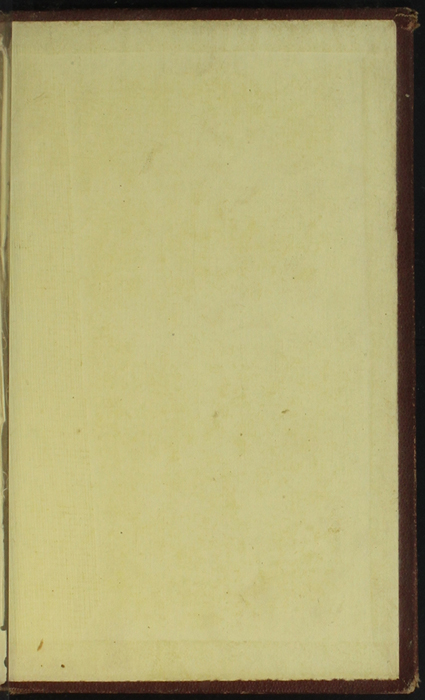 Back Pastedown of the [1878] Milner & Co. Reprint, Version 1