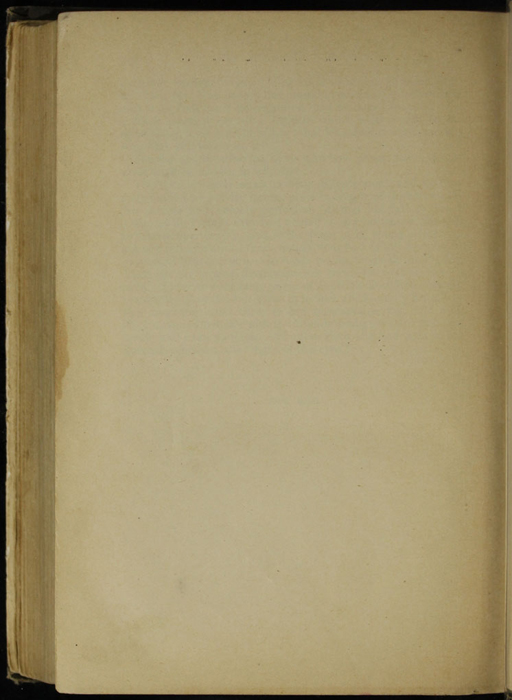 """Verso of First Back Flyleaf of the [1895] William L. Allison Co. """"Allison's New Standard Library"""" Reprint"""