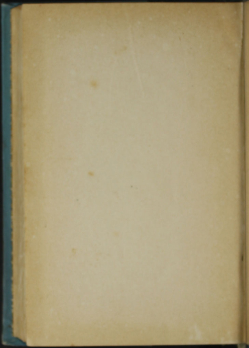 Verso of Second Back Flyleaf of Volume 2 of the [1902] Home Book Co. Reprint, Version 2