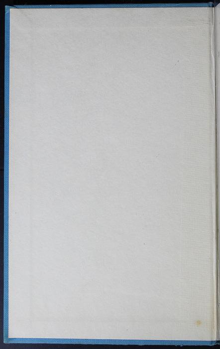 Front Pastedown of the 1955 WM. B. Eerdmans Publishing Co. Reprint