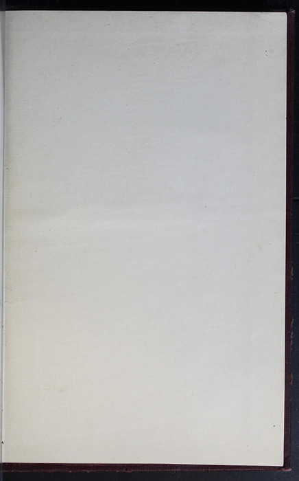 Recto of Third Back Flyleaf of the [1899] Geo. M. Hill Co. Reprint