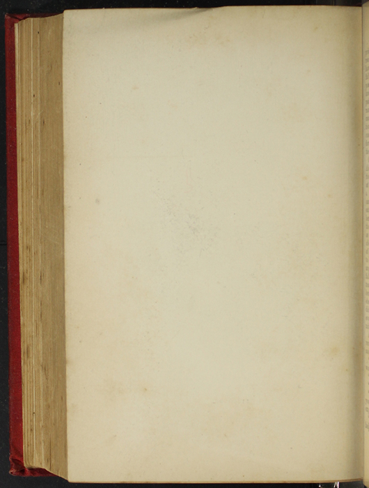 "Verso of Illustration on Page 546a of the 1893 James Nisbet, Sampson Low, Hamilton, Adams, & Co. ""Author's Edition"" Reprint Depicting Edinburgh"