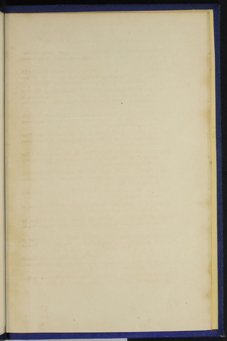 "Recto of Back Flyleaf of Volume 2 of the 1852 James Nisbet, Sampson Low, Hamilton, Adams & Co. ""Second Edition"" Reprint"