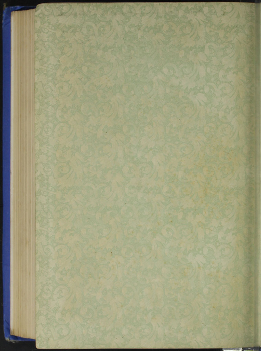 Verso of Back Flyleaf of the 1893 T. Nelson & Sons Reprint