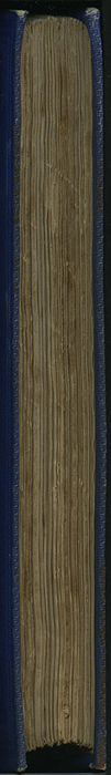 "Fore Edge of Volume 2 of the 1852 James Nisbet, Sampson Low, Hamilton, Adams & Co. ""Second Edition"" Reprint"
