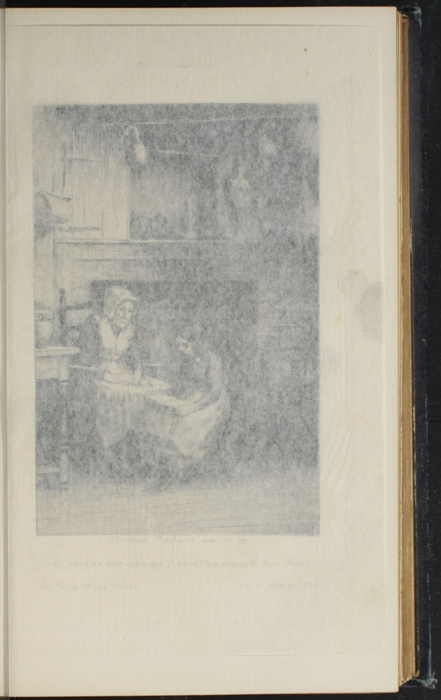 Recto of Tissue Preceding Illustration on Page 296a of the 1888 J.B. Lippincott Co. Reprint
