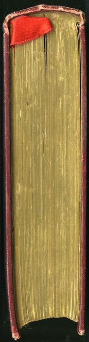 "Head of the 1903 J. B. Lippincott Co. ""New Edition"" Reprint"