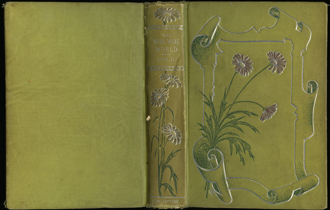 Full Cover of Volume 1 of the [1898] F. M. Lupton Publishing Co. Reprint