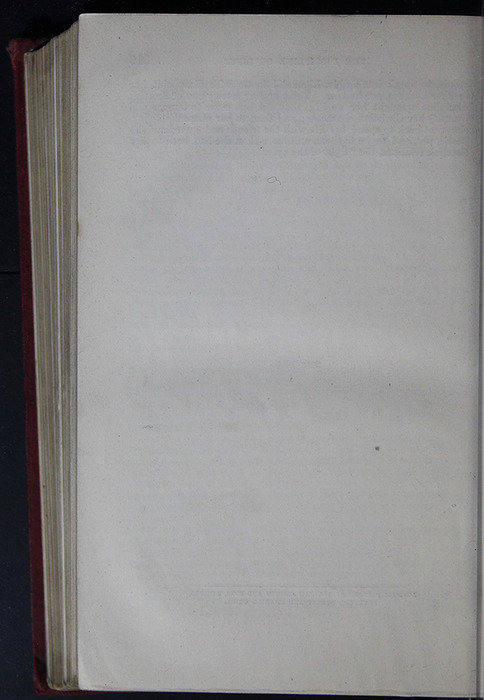 Verso of Last Page of Text of the G. Bell 1889 Reprint