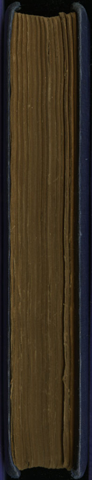 """Fore Edge of the [1896] The Grand Colosseum Warehouse Co. """"Complete Edition"""" Reprint"""