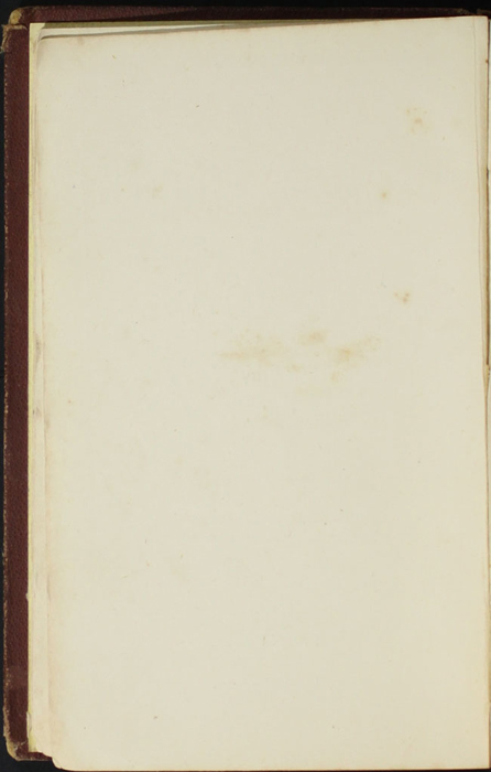 Verso of Decorative Title Page to the [1878] Milner & Co. Reprint, Version 1