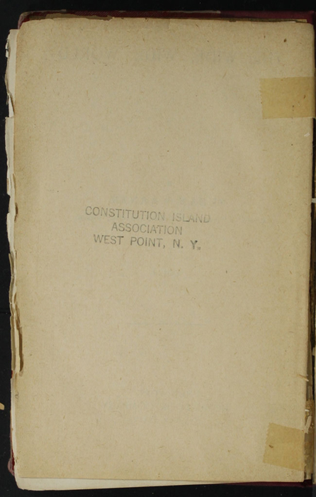 Verso of Title Page to Volume 1 of the [1902] Home Book Co. Reprint, Version 1