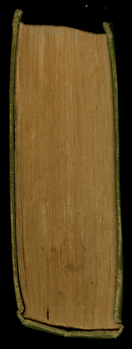 Tail of the [1915] M. A. Donohue & Co. Reprint