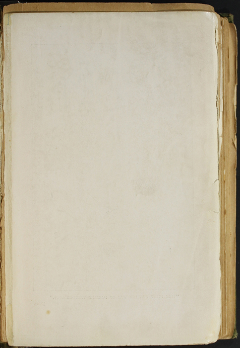 Recto of Front Flyleaf of the [1904] S. W. Partridge & Co. Reprint
