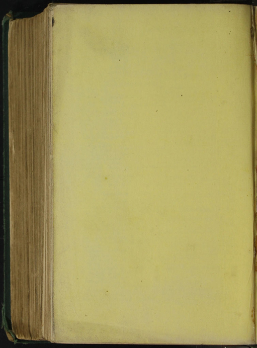 Verso of Back Flyleaf of the [1879] Milner & Sowerby Reprint