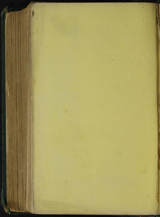 Verso of Back Flyleaf of the [1879] Milner & Sowerby Reprint