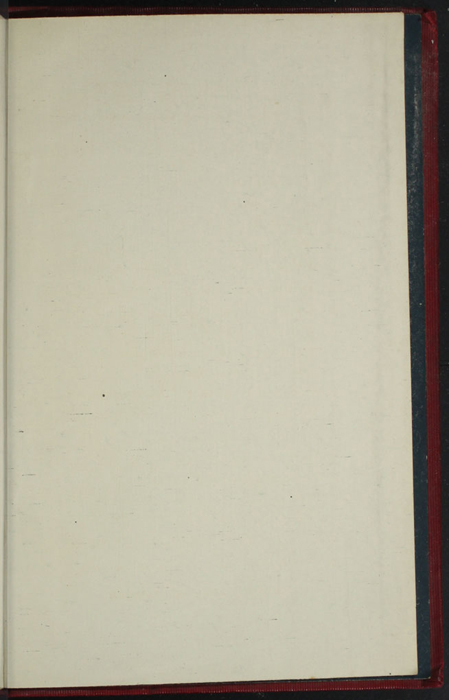 """Recto of Back Flyleaf of the [1902] Ward, Lock, & Co., Ltd. """"Complete Edition"""" Reprint"""