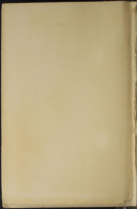 Verso of Back Endpaper of the [1907] Grosset & Dunlap Reprint, Version 2