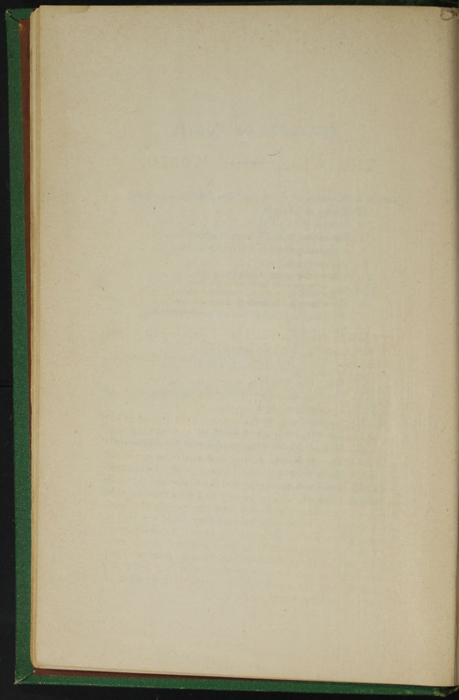 """Verso of Table of Contents for Volume 2 of the 1880 J. B. Lippincott & Co. """"New Edition"""" Reprint"""